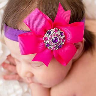 Newborn Hairband Photography Props