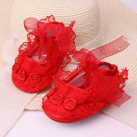 Baby Princess Lace Shoes