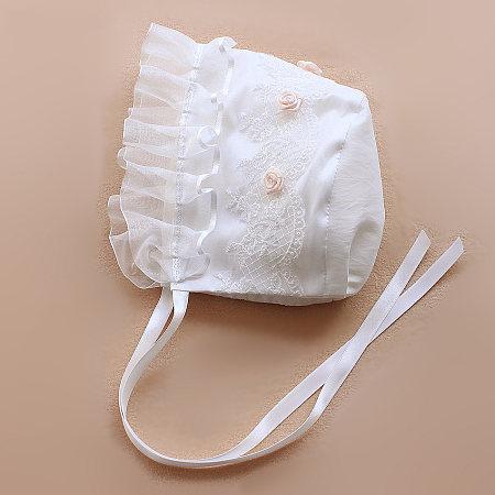 Hundred Days Infant Lace Bonnet