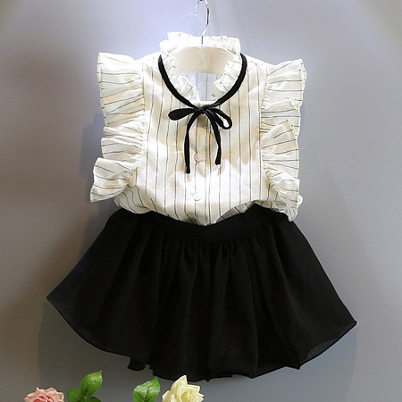 Baby Girl Sweet Style Summer Outfits
