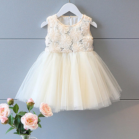 Sequin Princess Tutu Dress