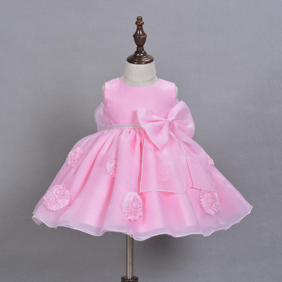 Big Bowknot Several Colors Princess Formal Dress