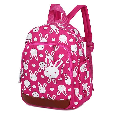 Cartoon Animal Pattern Backpack