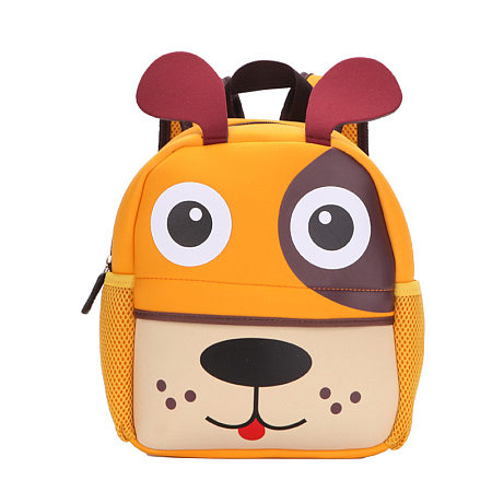 Cartoon Dog Pattern Backpack