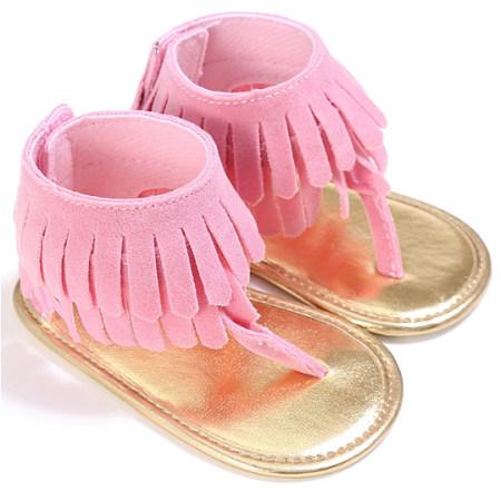 Baby Girls Summer Tassels Prewalker