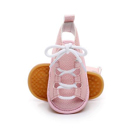 Baby Lace Up Prewalker