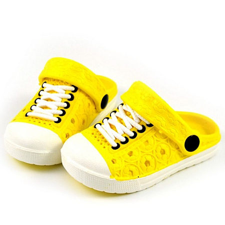 Boys Girls Lace Up Beach Casual Shoes