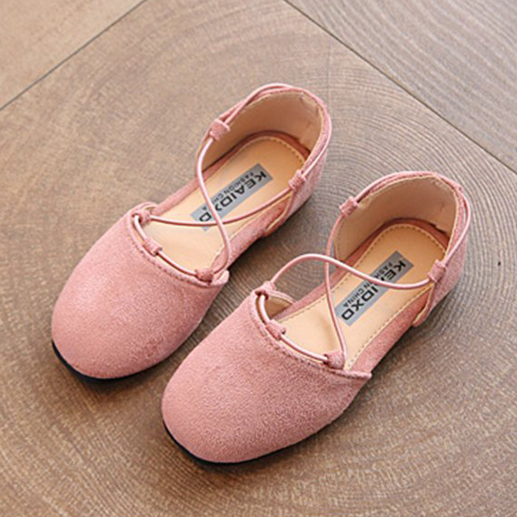 Girls Sweet Mary Jane Shoes