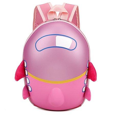 Cartoon Little Airplane Backpack