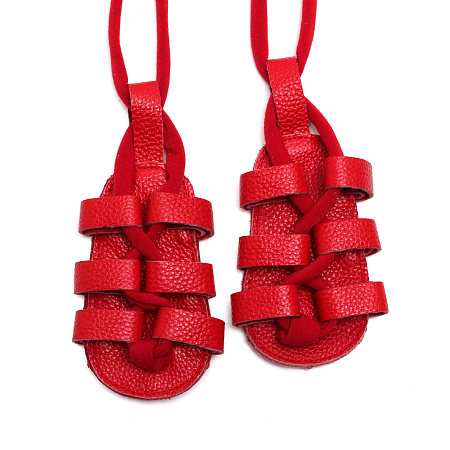 Baby Lace-Ups Soft Sole Sandals