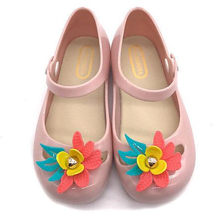 Flower Adorable Sandals Princess Shoes