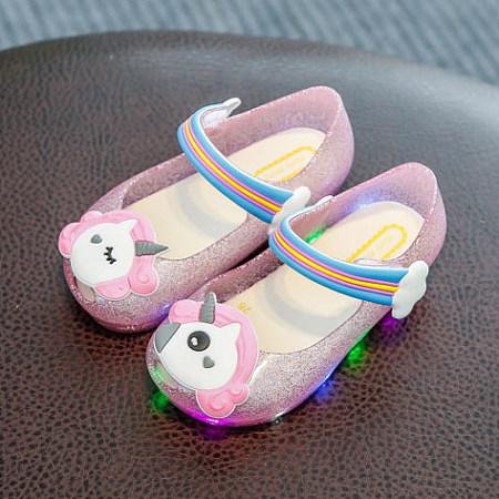 LED Unicorn Decorated Shoes