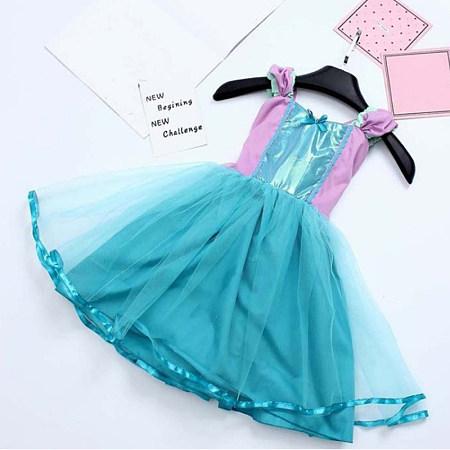 Girl Princess Dress Dress Skirt Show Skirt Dress, 8182355