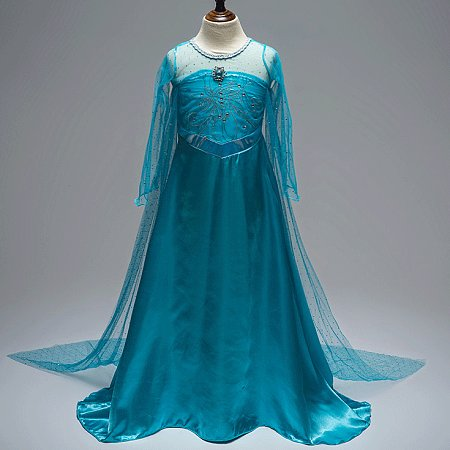 Rhinestone Decorated Sequin Tulle Long Sleeve Dress