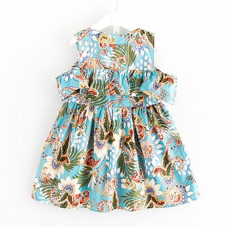 Fashion Girls Summer Dress