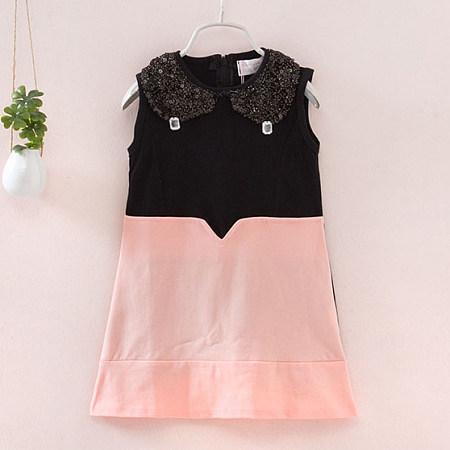 Girls Summer Sequin Dress