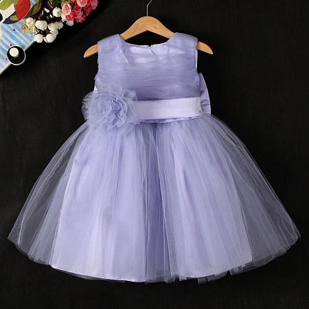 Пышное платье на годик девочке сшить 97