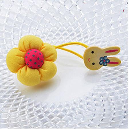 Girls Sweet Flower Headband