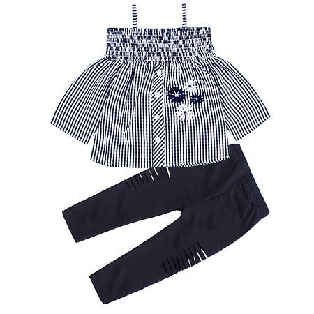 Fashion Floral Printed Plaid Sling Suit, 8192892
