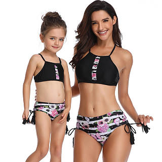 14382b9ee5 Mommy and Me Matching Swimwear Online Store- popreal.com