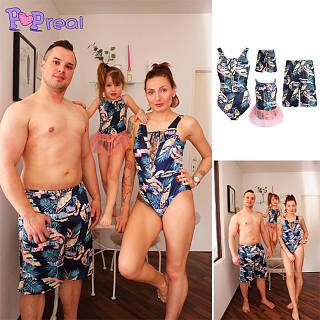 544e62b34a Mommy and Me Matching Swimwear Online Store- popreal.com