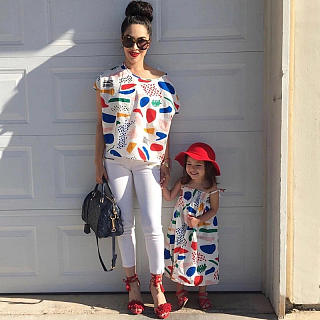 bcc7d5dbd Mommy and Me Outfits | Mother Daughter Matching Outfits on Sales