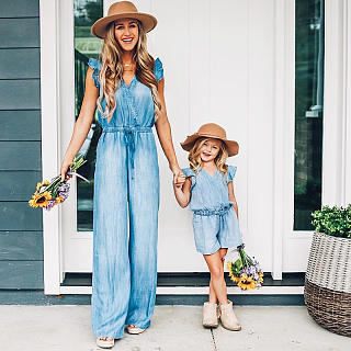 37b1c9a625 Mommy and Me Outfits | Mother Daughter Matching Outfits on Sales