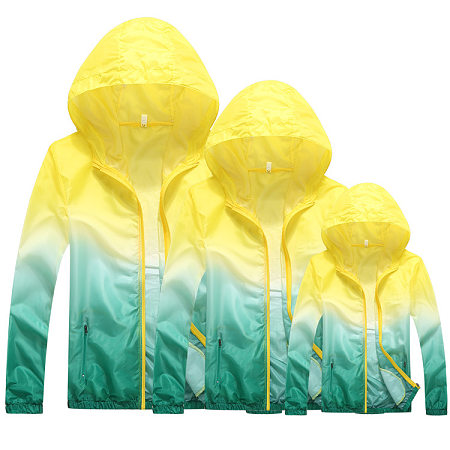 Daddy Mommy Kids Sun Protective Coat Popreal Com