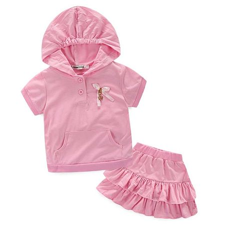 Girls Angle Wings Two Pieces Set