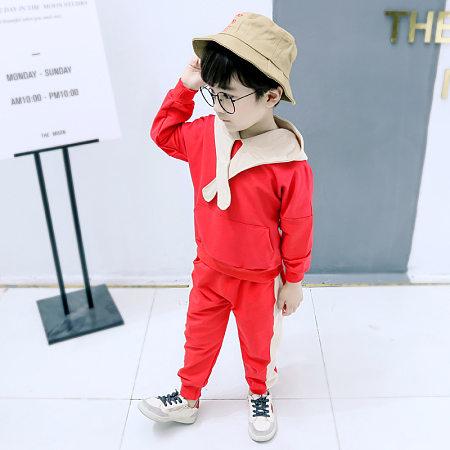 Long Sleeve Sports Children's Suit, 5383396