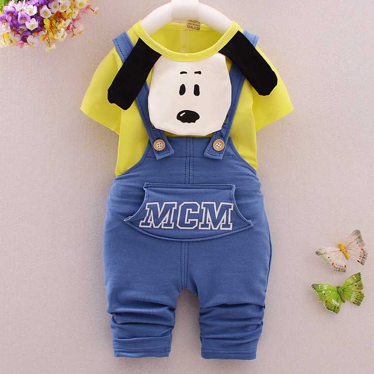 Puppy Style Two Pieces Set