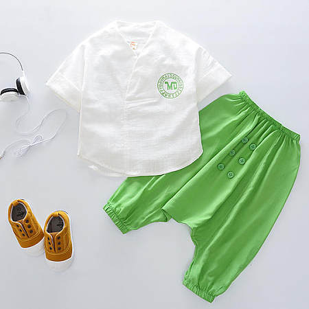 Fresh Boys Summer Two Pieces Set