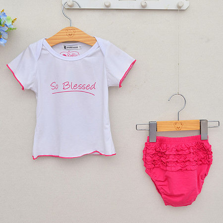 Angel's Wings Girls Two Pieces Set