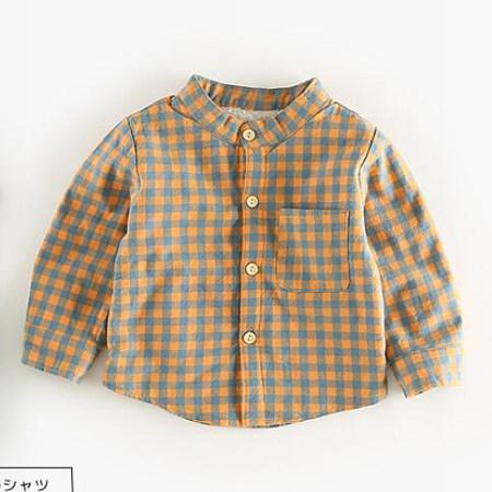 Thickened Plaid Button Shirt