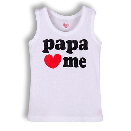 Letters Heart Pattern T-Shirt, white, TL18040210