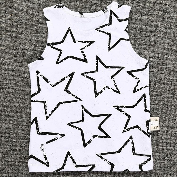 Star Prints Tank