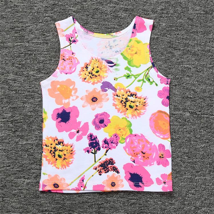 Flower Prints Tank