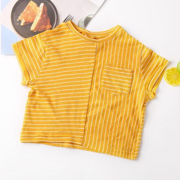 Loose Stripes Casual T-Shirt