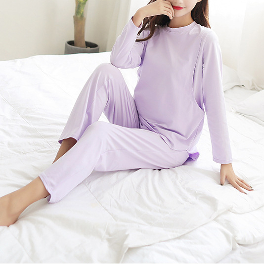 Maternity Postpartum Nursing & Feeding Loungewear Sets